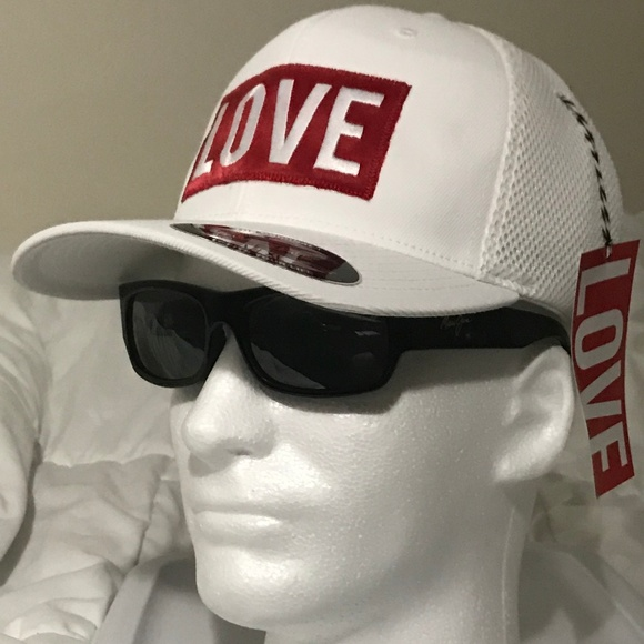 LOVE THE HAT Other - LIMITED EDITION (L-XL) WHITE ❤️LOVE THE HAT ❤️VIP